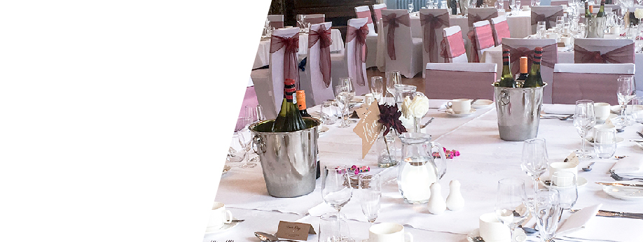 Our trained waiting staff will provide for your event with first class service
